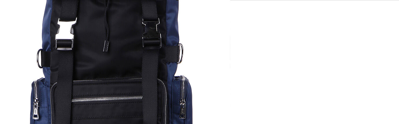 Backpacks Man Diesel Black Gold