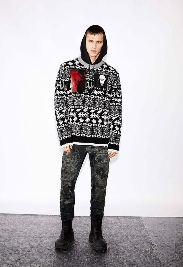 K-GERKO, Black - Knitwear