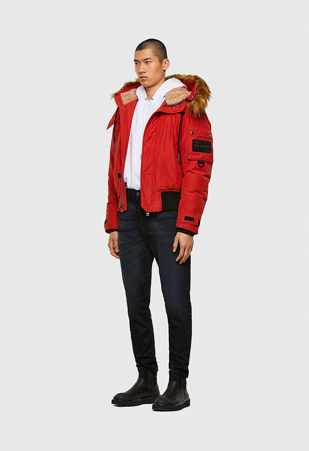 W-JAME, Red - Winter Jackets