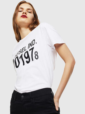 T-DIEGO-001978, White - T-Shirts