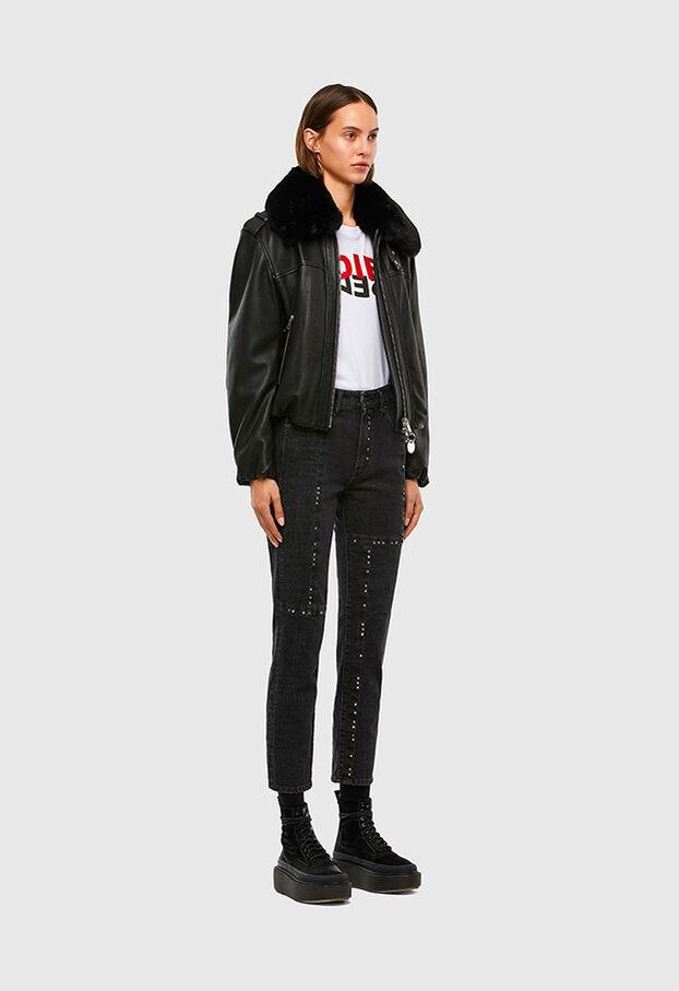 D-Joy 009KY, Black/Dark grey - Jeans