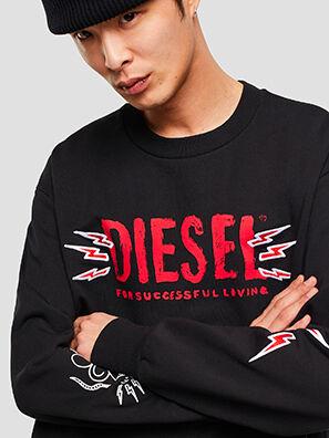CL-SNOR-LITMA, Black - Sweaters