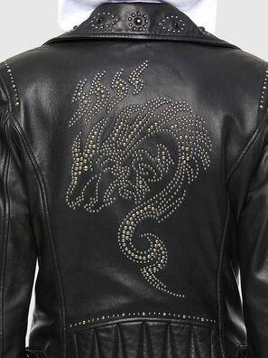 L-DIANE, Black - Leather jackets