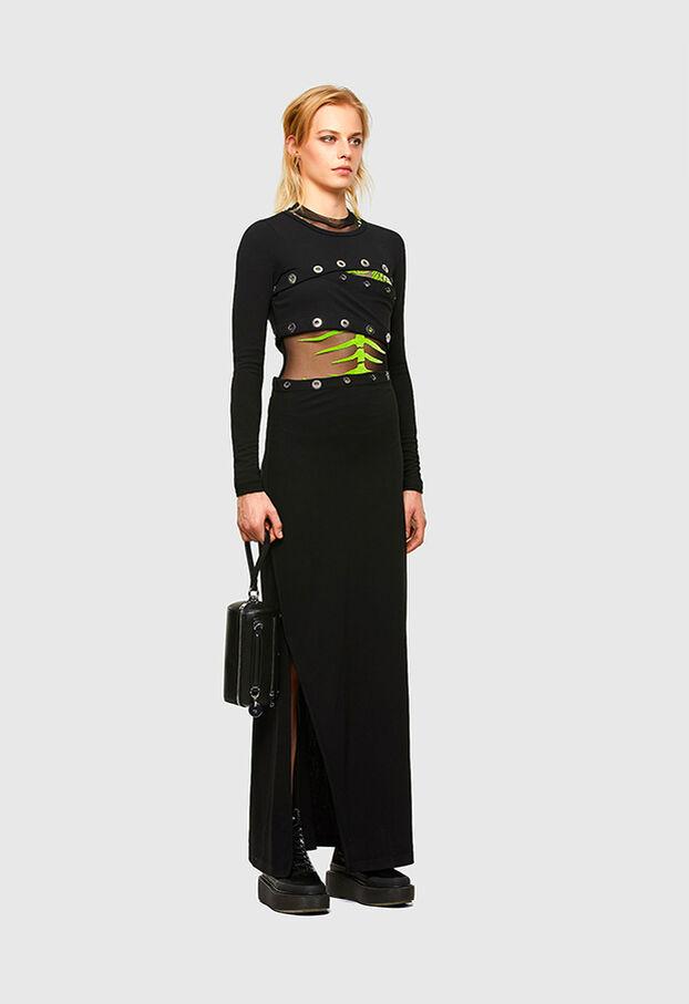 D-RASPERY, Black - Dresses