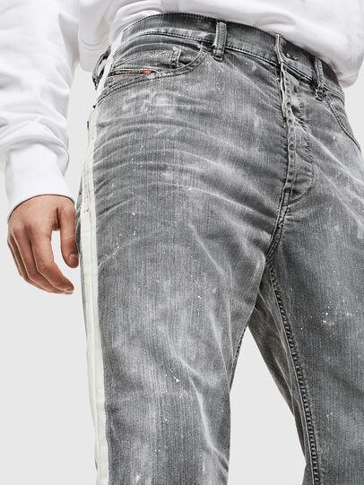 Diesel - D-Eetar 0094N, Light Grey - Jeans - Image 4