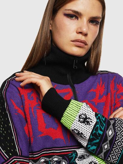 Diesel - M-PEM, Multicolor - Knitwear - Image 3