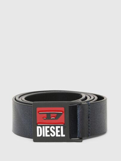 Diesel - B-ANTYO, Dark Blue - Belts - Image 1