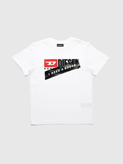 Diesel - UN-K-TJUSTDIVISION-A,  - T-shirts and Tops - Image 1