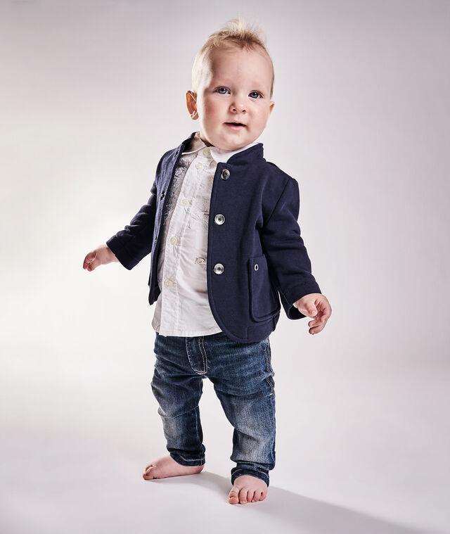 KIDS SLEENKER-B-N, Blue Jeans - Jeans - Image 1