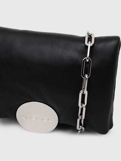 Diesel - REBUTYA S, Black - Crossbody Bags - Image 4