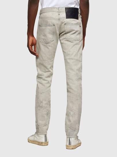 Diesel - D-Kras 009ZC, Light Grey - Jeans - Image 2