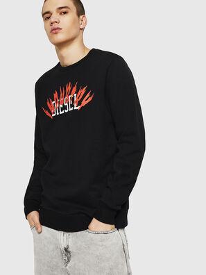 S-GIR-A1, Black - Sweaters