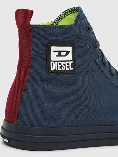 Diesel - S-ASTICO MID CUT, Navy Blue - Sneakers - Image 4