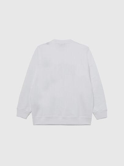 Diesel - SANGWX, White - Sweaters - Image 2
