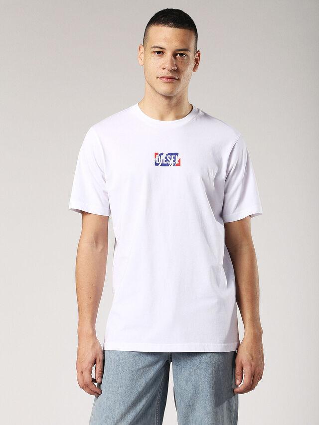 T-JUST-ZC, White