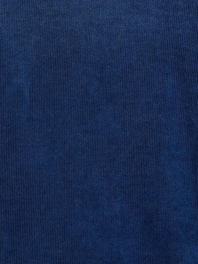 Diesel - S-EAST-LONG-VE, Blue - Shirts - Image 5