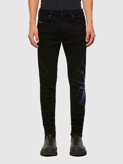 Diesel - D-Amny 009KR, Black/Dark grey - Jeans - Image 1