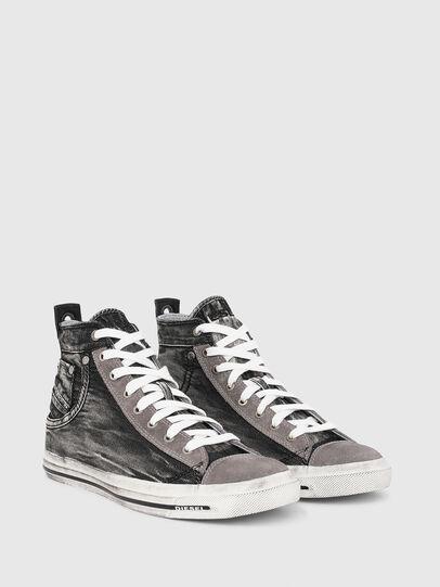 Diesel - EXPOSURE I, Black/Dark grey - Sneakers - Image 2