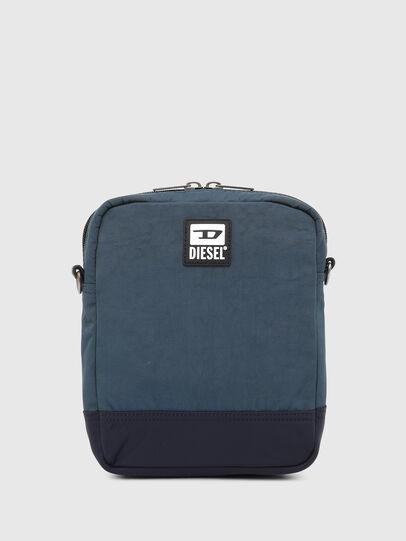 Diesel - ALTAIRO, Blue - Crossbody Bags - Image 1