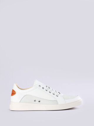 S-GROOVE LOW, White