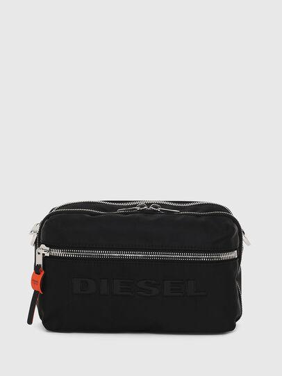 Diesel - FARAH, Black - Crossbody Bags - Image 1
