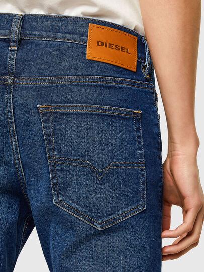 Diesel - D-Luster 009NN, Dark Blue - Jeans - Image 3