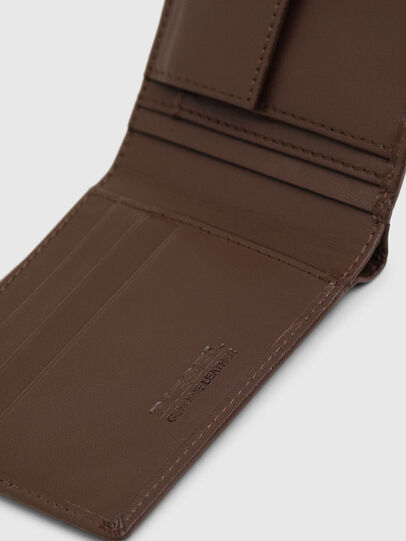 Diesel - HIRESH S, Brown - Small Wallets - Image 6