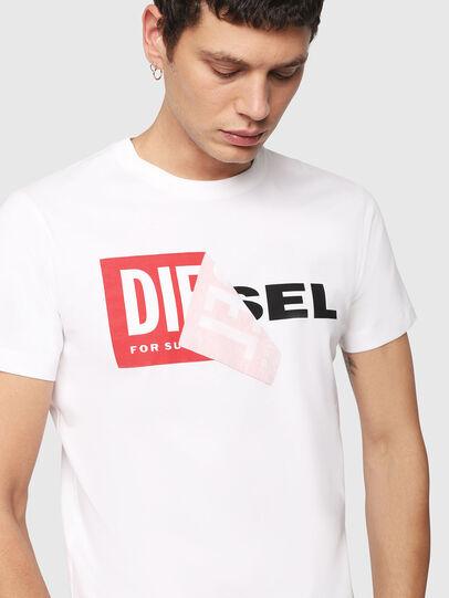 Diesel - T-DIEGO-QA,  - T-Shirts - Image 3