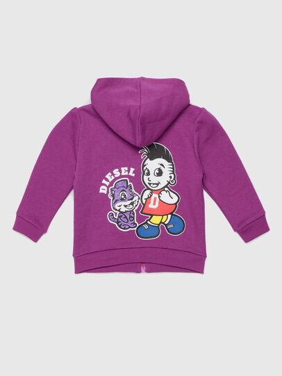Diesel - SILLIB, Violet - Sweaters - Image 2