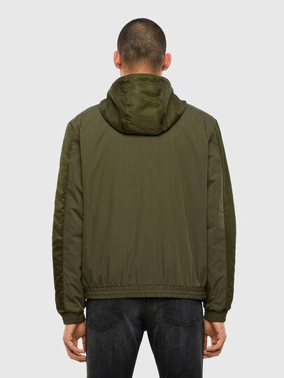 Diesel - J-CARSON-KA, Military Green - Jackets - Image 2