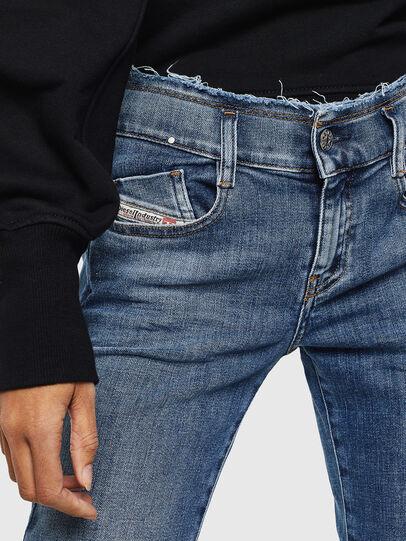 Diesel - D-Ebbey 009AA, Medium blue - Jeans - Image 5