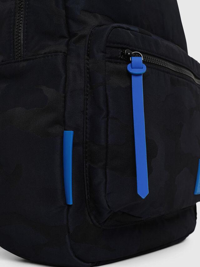 Diesel - F-DISCOVER BACK, Blue - Backpacks - Image 3