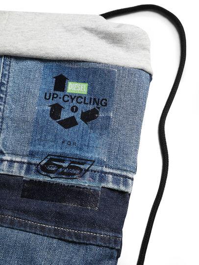 Diesel - D-SPOT BORSA, Blue Jeans - Bags - Image 4