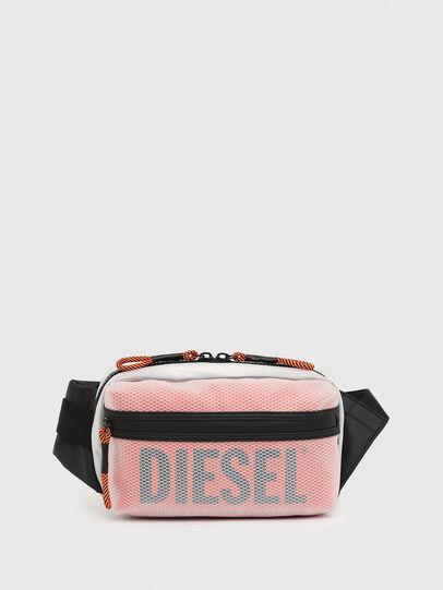 Diesel - FAROH, White/Orange - Belt bags - Image 1