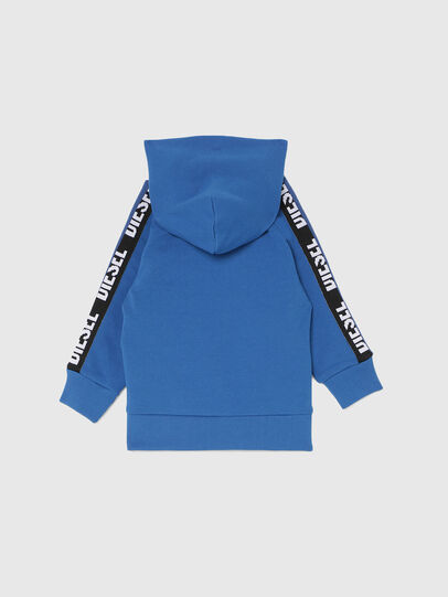 Diesel - SUITOB, Blue - Sweaters - Image 2