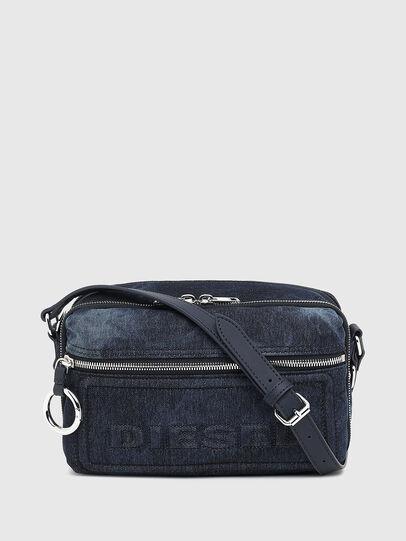 Diesel - FUTURAH II, Blue - Crossbody Bags - Image 5