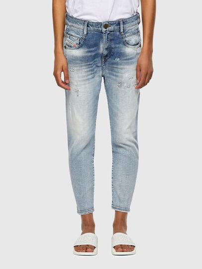 Diesel - Fayza 009TP, Medium blue - Jeans - Image 1