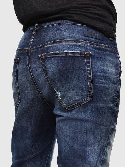 Diesel - Fayza JoggJeans 069KD, Dark Blue - Jeans - Image 4