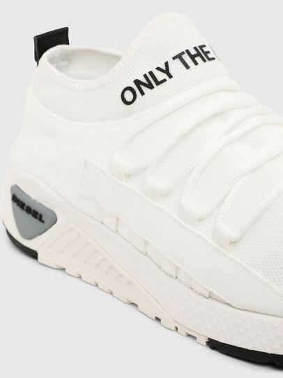Diesel - S-KB SLG, White - Sneakers - Image 4