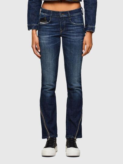 Diesel - D-Ebbey 009SC, Dark Blue - Jeans - Image 1