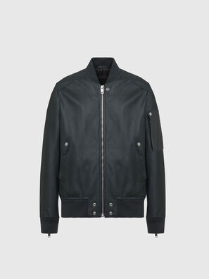 L-JOSEPH, Dark Green - Leather jackets