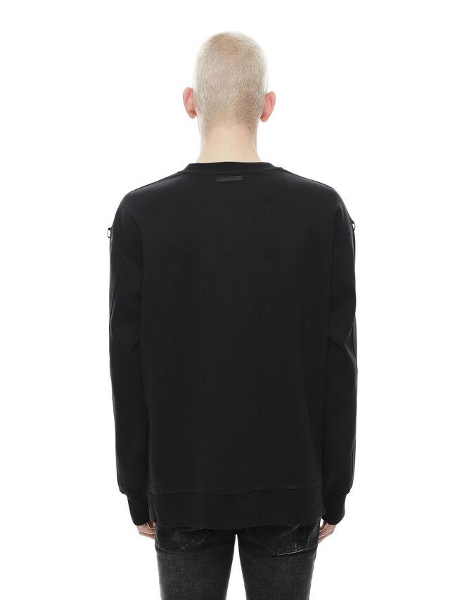 Diesel - FOBOH, Black - Sweaters - Image 2