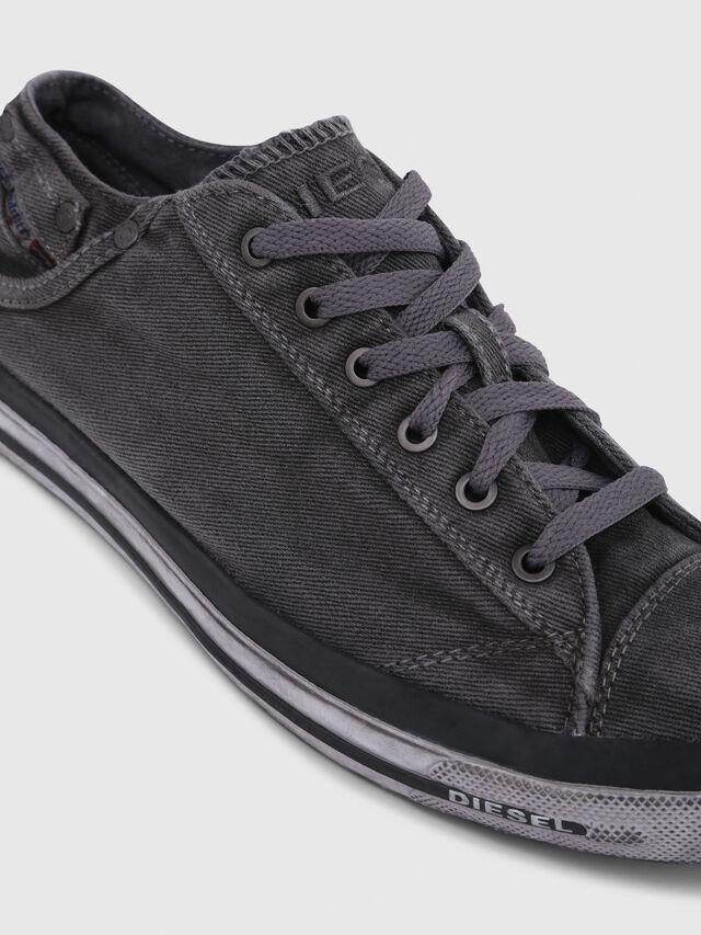 Diesel EXPOSURE LOW I, Metal Grey - Sneakers - Image 5