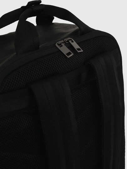 Diesel - GINKGO PP, Black - Backpacks - Image 7