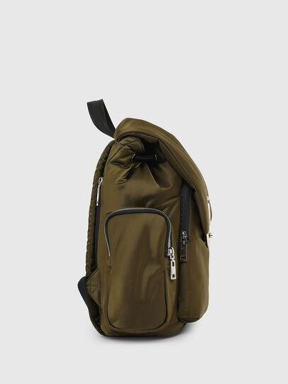 Diesel - ANERES R, Military Green - Backpacks - Image 3