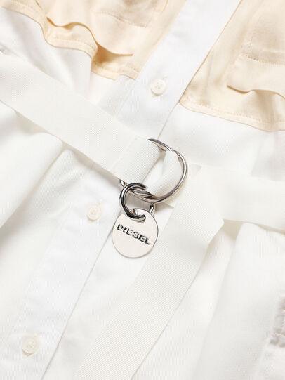 Diesel - DTIEP, White - Dresses - Image 4