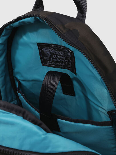 Diesel - F-DISCOVER BACK, Marron Military - Backpacks - Image 3