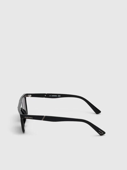 Diesel - DL0304, Black - Sunglasses - Image 3
