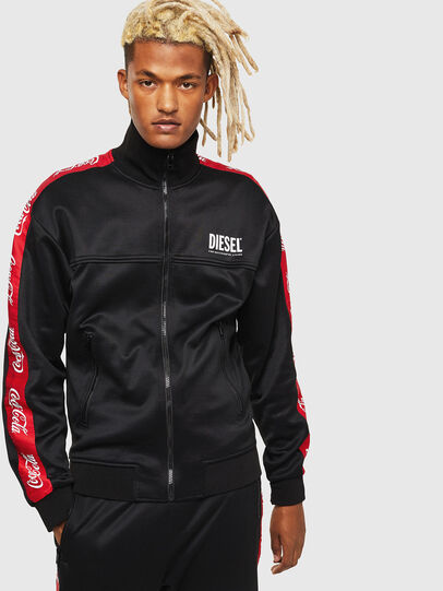 Diesel - CC-S-ROOTS-COLA,  - Sweaters - Image 1