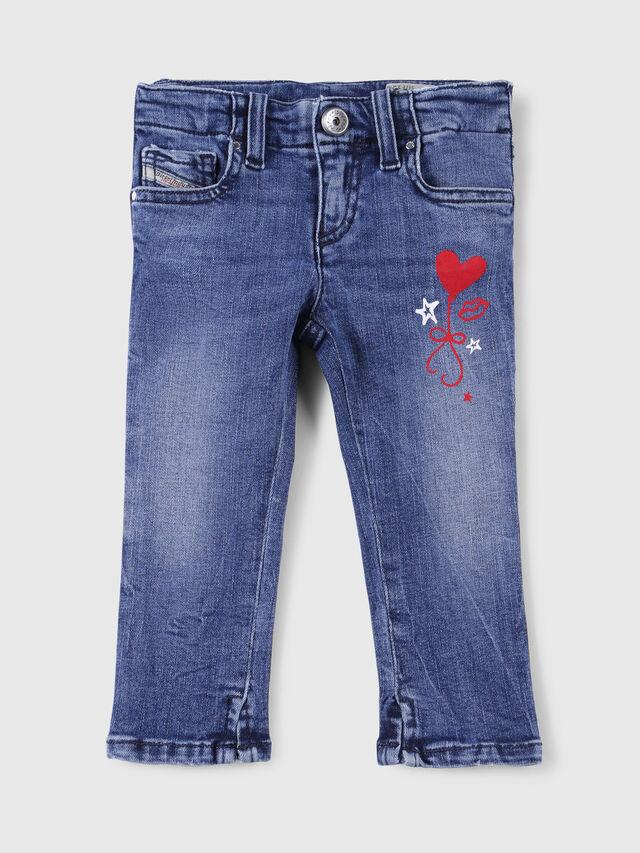 Diesel - GRUPEEN-B-N, Blue Jeans - Jeans - Image 1